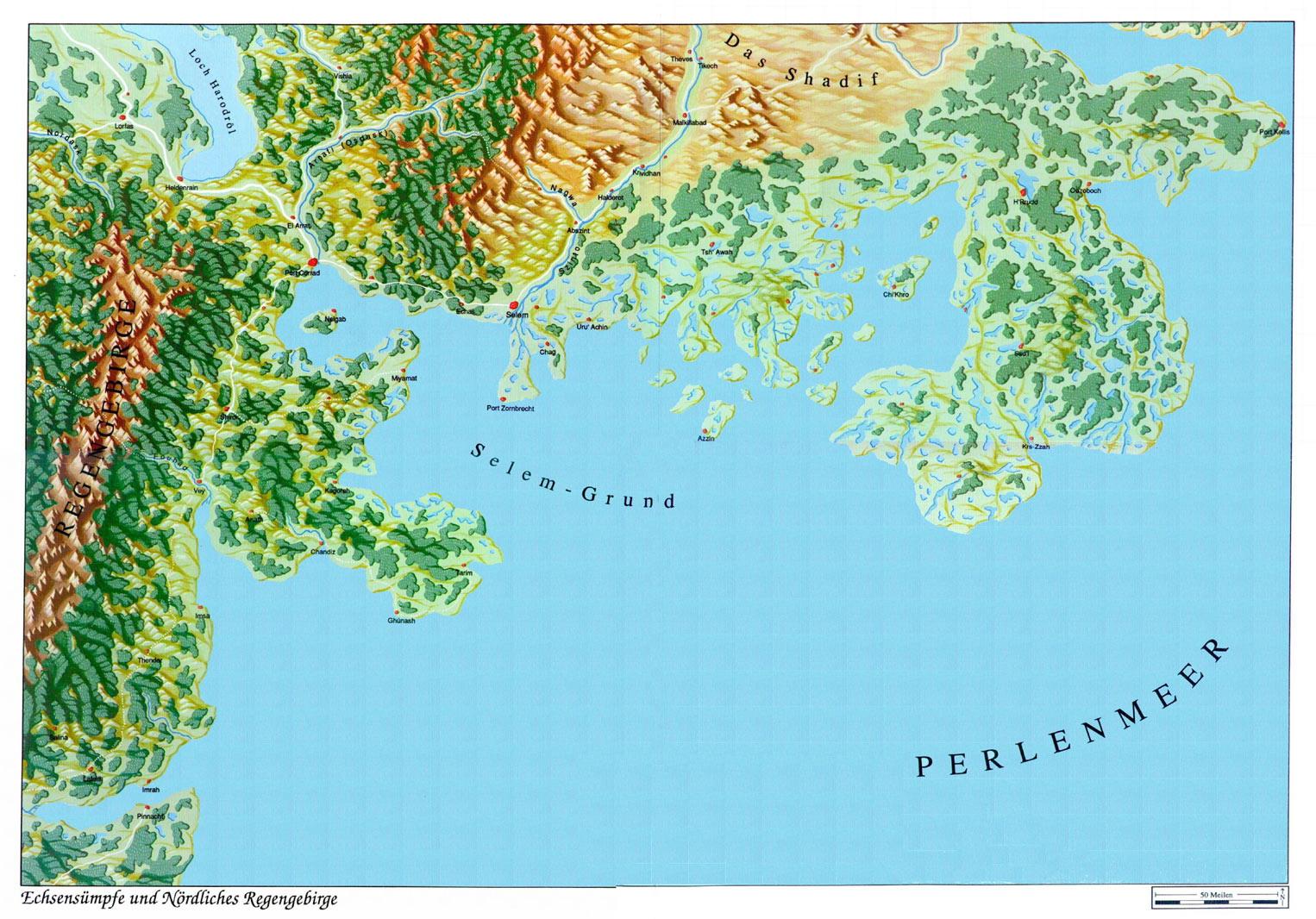 Dsa Karte Bornland.Karten